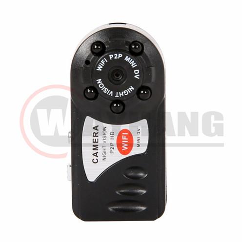 Mini DV WiFi Camera Q7 Wireless WIFI P2P Network Surveillance Video