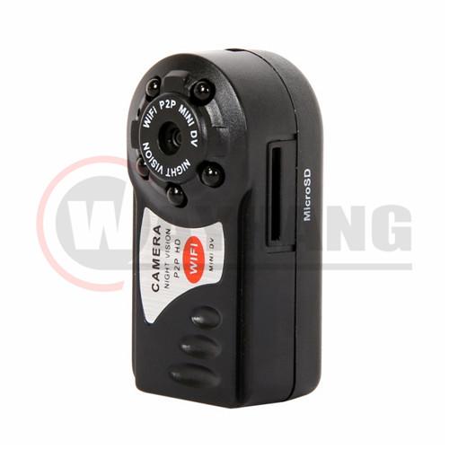 Mini DV WiFi Camera Q7 Wireless WIFI P2P Network