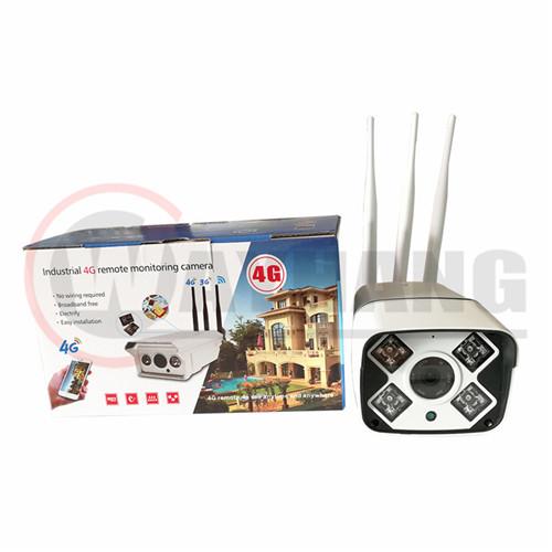 4G GSM Security Camera Wireless Alarm Farm Remote View CCTV