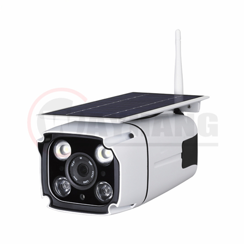 WIFI Wireless IP67 Outdoor 1080P 2.0MP Solar Battery Power Low Power Consumption PIR Surveillance Security Camera